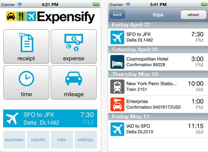 Download Expensify Free