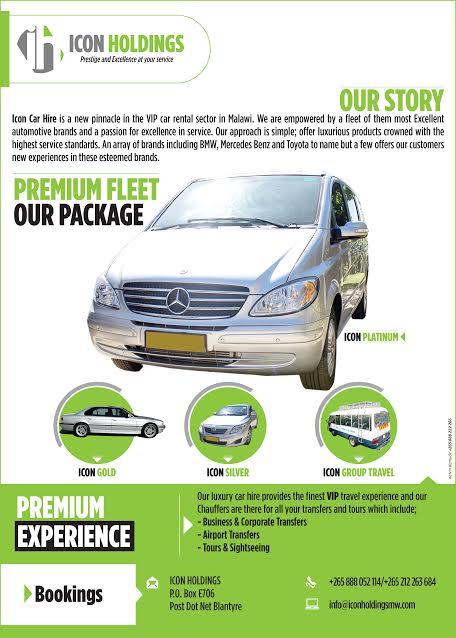 Best Malawi Car Rental Service