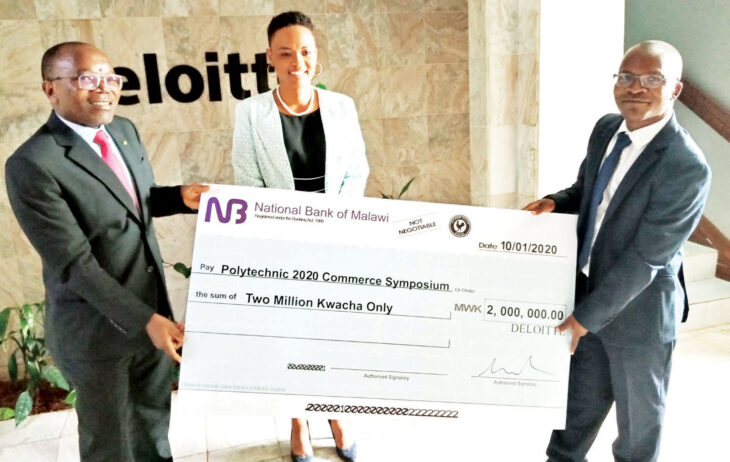 , Deloitte supports Poly symposium – The Times Group Malawi
