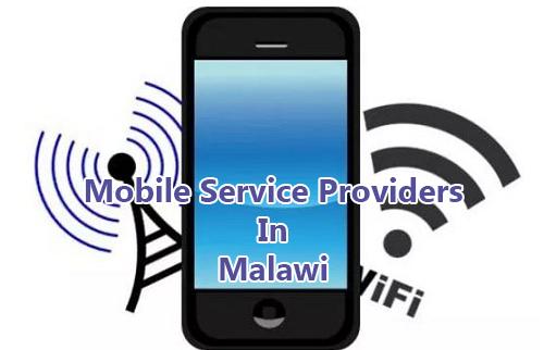 Malawi Mobile Service Providers Logo
