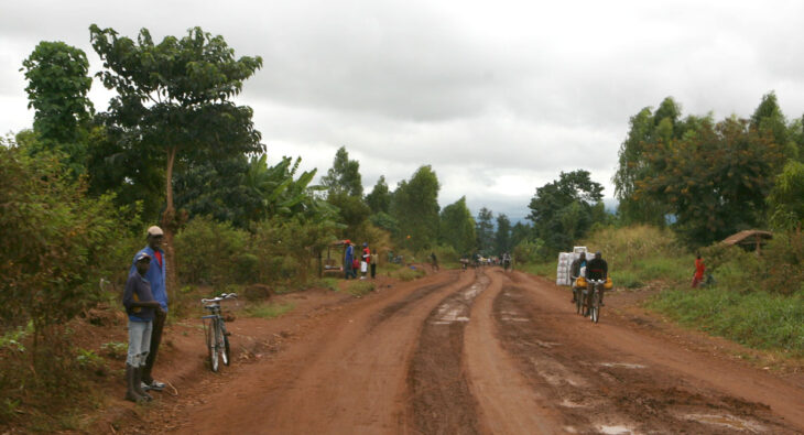 Malawi Bad Roads
