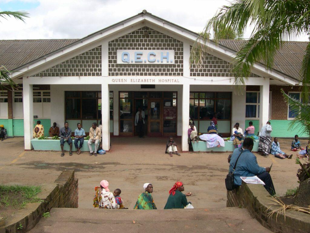 Malawi Queen Elizabeth Hospital