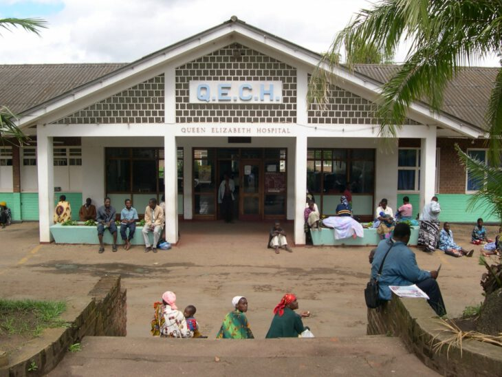 Malawi Queen Elizabeth Hospital