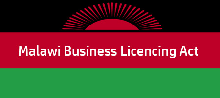 Malawi Business Licensing Act