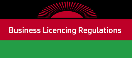 Malawi Business Licensing Regulation