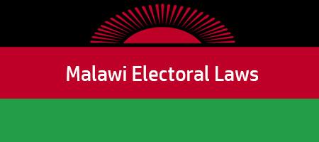 Malawi Electoral Laws