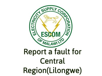 photo of escom logo central malawi