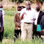 Minister pledges to protect farmers