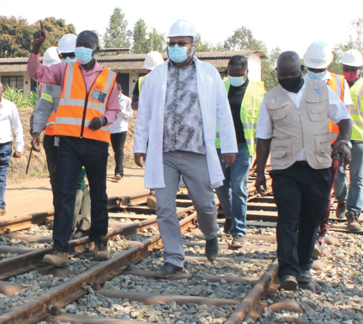 Rail transport set to cut import cost