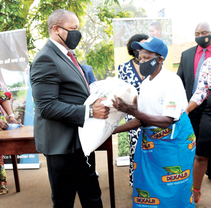 91,000 households to receive free fertilisers