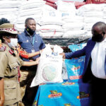 Government for commercial farming within prisons