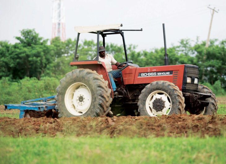 Government for massive agriculture investment