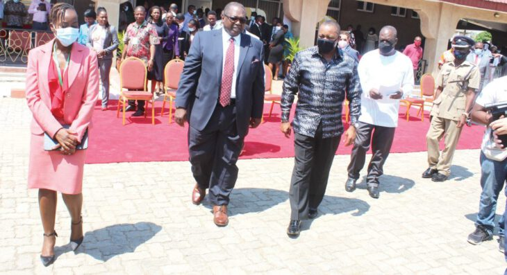 Find new sources of GDP growth—Chilima