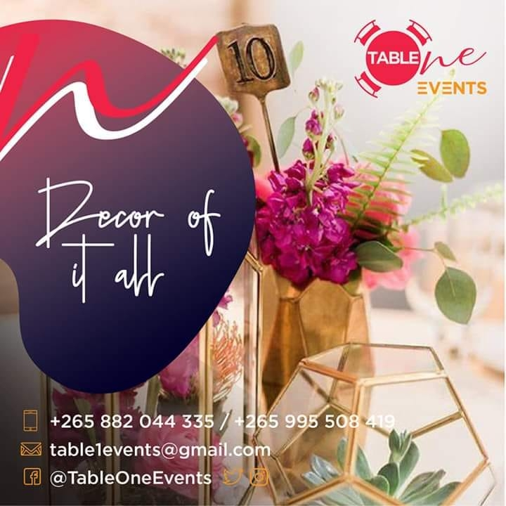 Table One events