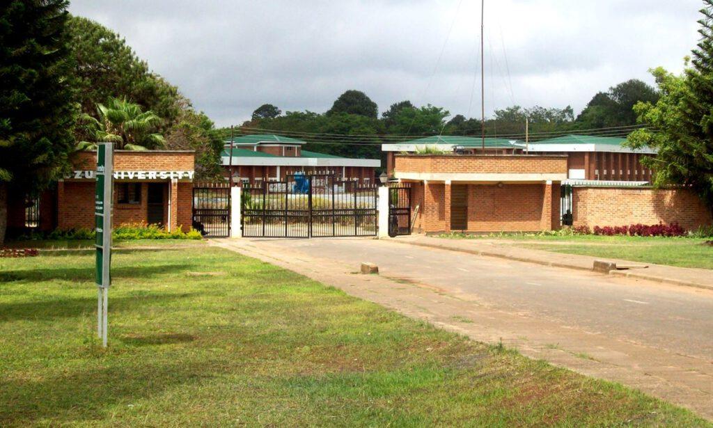 Mzuzu University Campus 2021