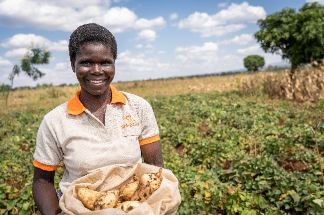 Tackling malnutrition using local solutions in the wake of Covid-19