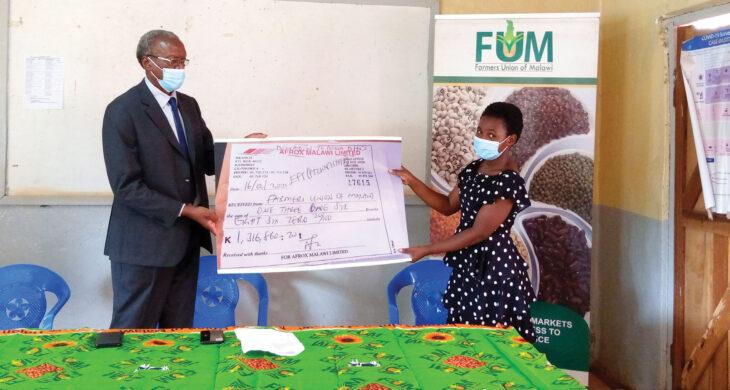 Fum supports Dowa Hospital Covid fight