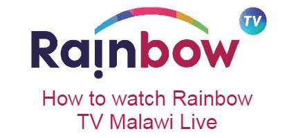 Rainbow Television Logo