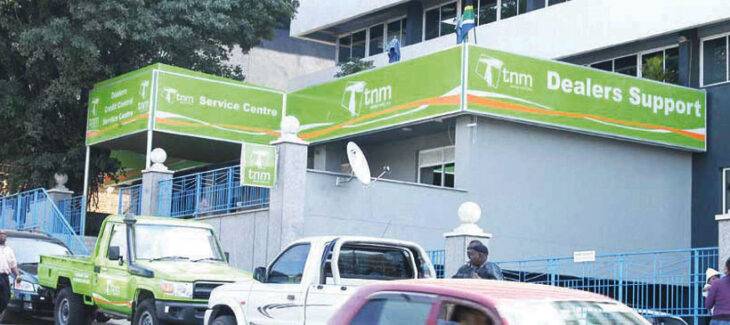 TNM invests K100 billion in network upgrade