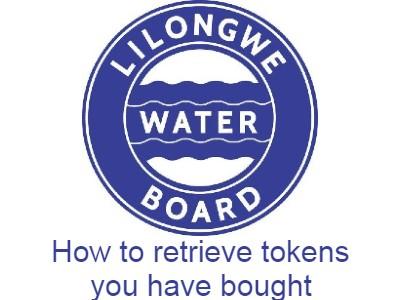Retrieve token from LWB