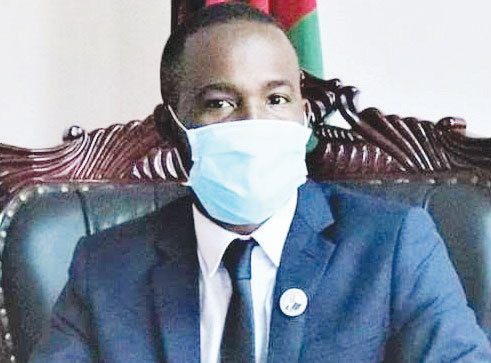 Minister speaks against fronting - The Times Group Malawi