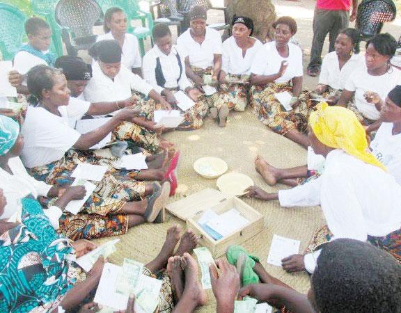 Banks scramble for village banks
