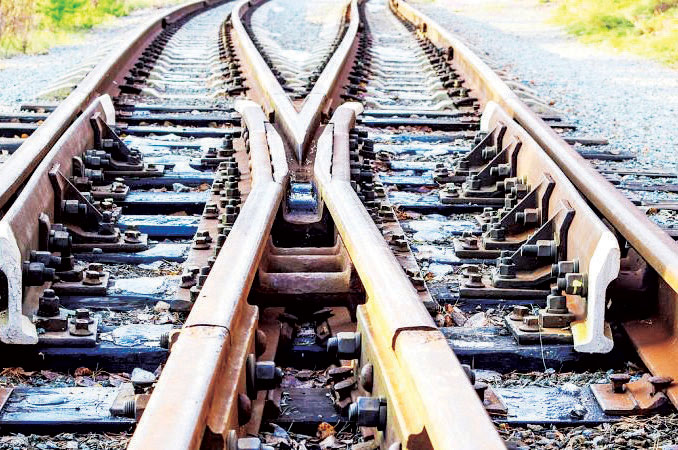 Industry for railway system revamping