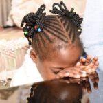 Israella Bushiri Praying
