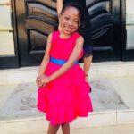 Israella Bushiri Red Dress
