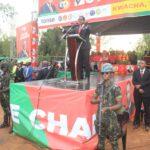 Lazarus Chakwera Tonse Alliance