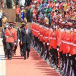 Lazarus Chakwera Army
