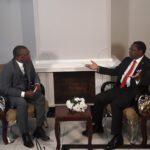Lazarus Chakwera Interview With Brian Banda