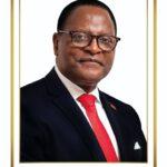 Lazarus Chakwera Is President Of Malawi Frame