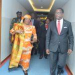 Lazarus Chakwera Walking With Joyce Banda