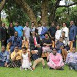 Lazarus Chakwera With Family