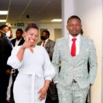 Mary Bushiri Thumbs Up