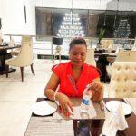 Mary Bushiri At Malawi Hotel