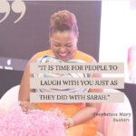 Mary Bushiri Bible Quote About Sarah