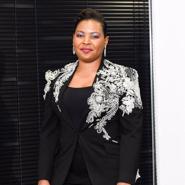Mary Bushiri Black Outfit