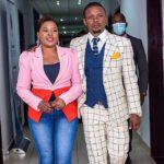 Mary Bushiri Blue Jeans