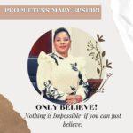 Mary Bushiri Nothing Is Impossible Meme