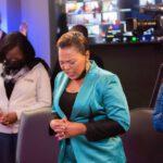 Mary Bushiri Praying