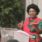 Monica Chakwera Explaining