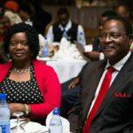 Monica Chakwera Old Photo