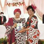 Monica Chakwera On Mothers Day With Joyce Banda