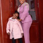 Raphaella Bushiri With Her Mother Mary Bushiri