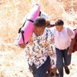 Shepherd Bushiri Climbing Mountain