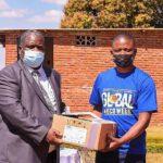 Shepherd Bushiri Donating Medical Supplies To Kch