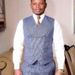 Shepherd Bushiri Gold Watch