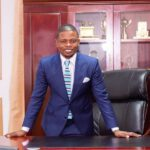Shepherd Bushiri In His Office